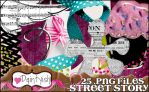 Street Story image pack by daintyish