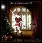 Have A Naughty Christmas by devildoll