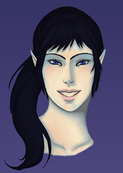 Commission- Ivaela by Lilith-the-5th