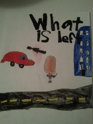 What is left COVER by pidgethegreatest