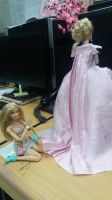 barbie robe ala francaise part 3 by seawaterwitch