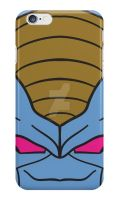 Burter iPhone Case - Ginyu Force - Dragon Ball Z by kebuenowilly