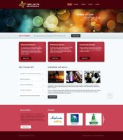 SIC Website by TheRationalPixel