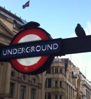 London Underground by Fear-of-the-un-known