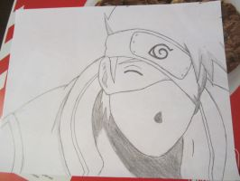 Making of Kakashi Hatake 6 (3) by carebear19364