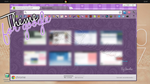 Theme.GoogleChrome.Purple by coral-m