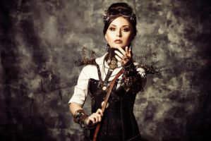 Steampunk in my heart by Luria-XXII