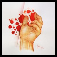 Blood is Life by petrop92