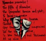 Remember remember the fifth of November by dorashouldprint