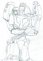 Rough Day for OptimusDatSexyPrime by FunkyK38