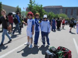 Anime North 2013 - Prince of Tennis by ariisu9