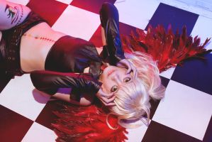 Red Wing Angel! II by AsumiChan