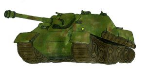 Panzer by omelets4sqwerls