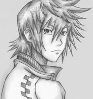 Gofu Art 03 Roxas by LutherOMight