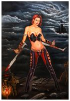 BloodRayne by Chrisroma
