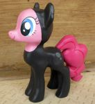 Commission-MLP Figure, Sneaky Pinkie by LostInTheTrees
