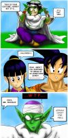Gohan's Halloween Costume - Reactions by shadesoflove
