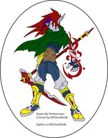 Zypher - Vectored by KHCloudStrife
