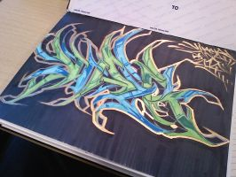 Viper Graffiti 48 by Viper818