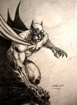 Batman (from Jim Lee Icon) by myconius