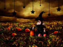 The Autumn Witch. by raemack