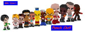 Punch Out Buddypoke by Ben2DJammin