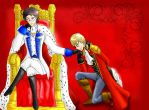 At your service my highness.... by Chemical-bonding