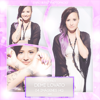 Photopack Demi Lovato #05 by Abi-Editions26
