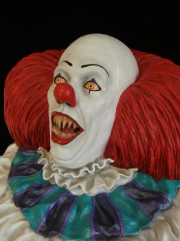 Pennywise the dancing clown by Daran Holt by Do-more-withyourlife