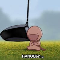 HANGBoY GOLF by HangboyArt