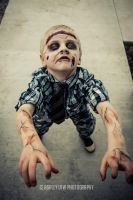 Zombie boy 2 by ashleylawphotography
