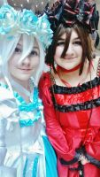 Alice and Alyss by samiinction
