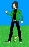 Pokemon Trainer Severus by Dragonastra