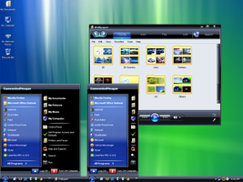 Windows Media Player 11 1.0 by DameonRW
