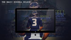 The Magic Russell Wilson Wallpaper HD by BeAware8