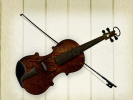 violin by pantaeba