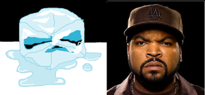 Ice Cube by thecomenter01