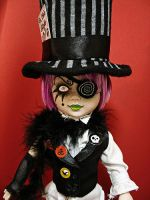 Living dead dolls: Mad hatter by Shii-chan23