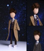 Allons-y! - Tenth Doctor ver. 2.0 by lilfandom