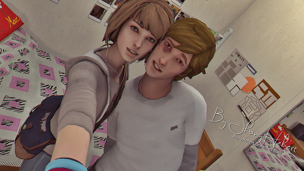 Selfie Time - Life is Strange by JhonyHebert
