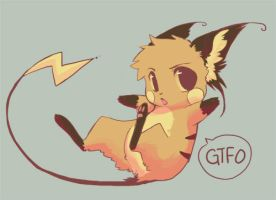 GTFO. NOW. by Ryushay
