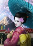 Graceful Geisha by raven1303