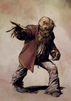 The Scarecrow Capullo by SpicerColor