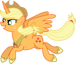Applejack - Balance by MysteriousKaos