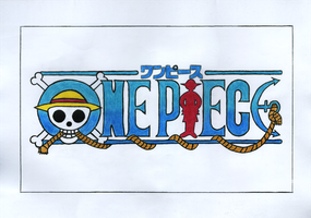 One Piece Title by ZeroBR