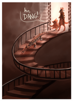 Crossed Claws ch5 intermission p1 by geckoZen