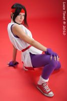 KOF cosplay by MiciaGlo
