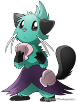 Yo Shiny Dewott! by SoftMonKeychains