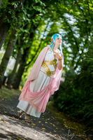 One Day We'll Meet Again | Vivi Nefertari Hime I by The-Ly