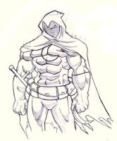 MoonKnight by GroundUpStudios